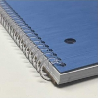 Eco Friendly PP Coil Notebooks