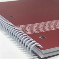 3 Subject Coil Notebook