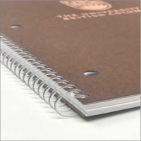 2 Subject Coil Notebook